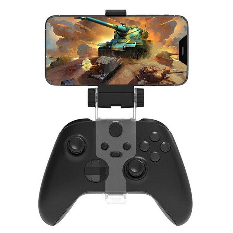 Flexible Smart Phone Clip Clamp Mount Holder Bracket For Xbox Control.ji