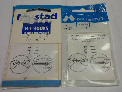 Mustad 3665A Made in Norway Various Sizes and Quantities Streamer Hooks