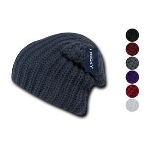 0dfe3ccfb29f8c 1 Dozen Decky Cable Knit Beanies Soft Loose Cozy Stylish Slouch ...