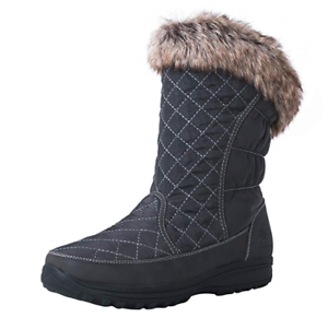 Globalwin Women's 1825 Snow Boots size 8