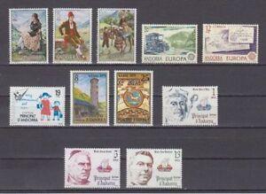 ANDORRA-ESPANOLA-1979-ANO-COMPLETO-NUEVO-SIN-FIJASELLOS-MNH-EDIFIL-122-32