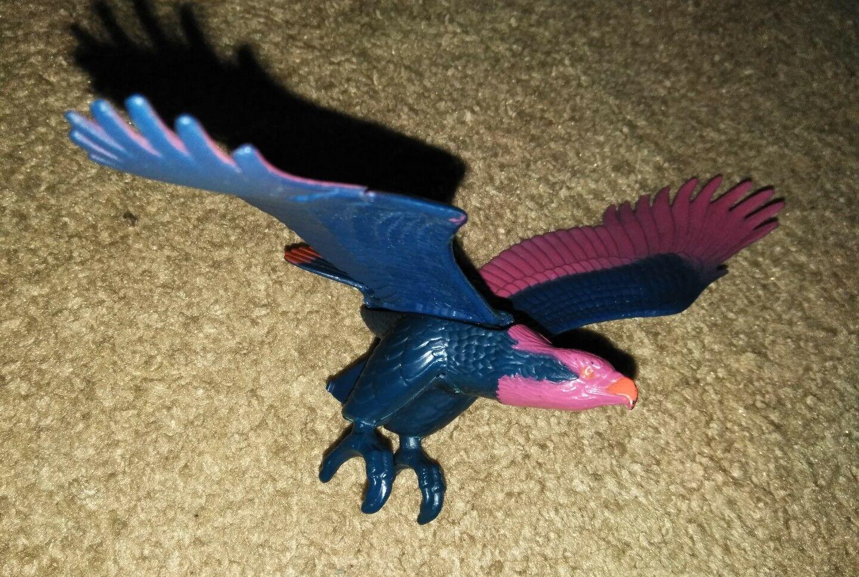MASTERS OF THE UNIVERSE SCREECH BIRD MAIL AWAY MATTEL HE-MAN HE-MAN HE-MAN 1983 MOTU RARE 63b1a3