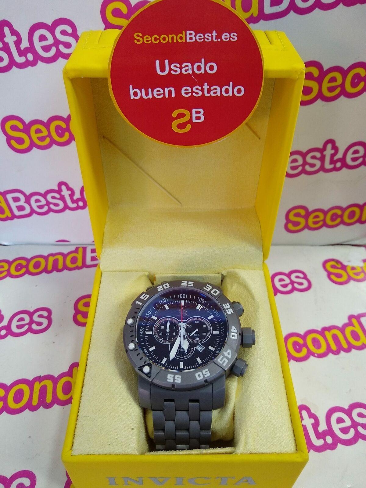 Reloj Invicta Seabase 14281 Segunda Mano