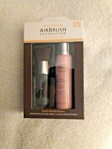 MagicMinerals-Airbrush-Foundation-Jerome-Alexander-Light-Shade-2-Piece-Makeup