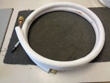 """DOMETIC REFRIGERANT / HEATING  / COOLING BRASS HOSES 3/4"""" x 15'"""