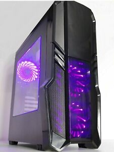 Juegos-De-Computadora-Pc-i5-Quad-500GB-HDD-8GB-DDR3-4GB-GTX-1650-Windows-10-Wifi