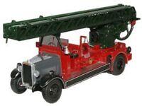 Oxford 1/76 Birmingham Fire Brigade Leyland Tlm 76tlm006