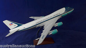 Air-Force-One-Large-Model-Plane-45cm-747-Airforce-1-USA-Airplane-Small-Fault