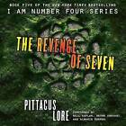 The Revenge of Seven by Pittacus Lore (CD-Audio, 2014)