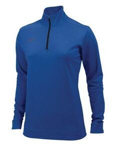 Nike-1-4-Zip-Women-039-s-Pullover-707448