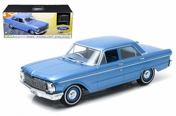 VerdeLIGHT 1:18 ARTISAN COLLECTION - 1965 FORD XP FALCON  50TH ANNIVERSARY