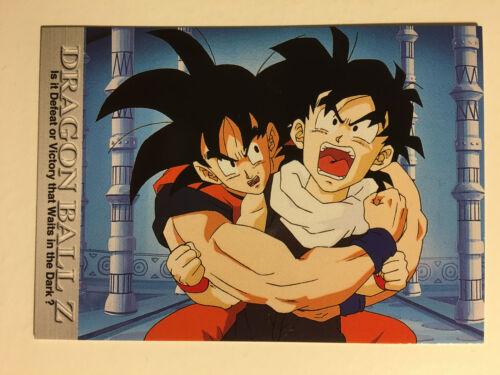 Dragon Ball Z Trading card news N-123