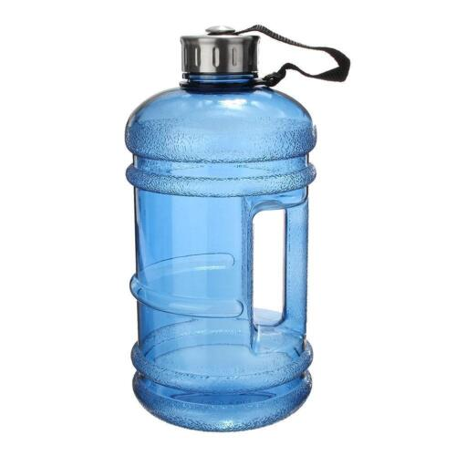 Hot 2.2L Large BPA Free Outdoor Sport Gym Training Plastic Drink Water Bottle