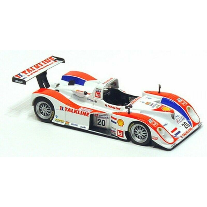 SPARK MODEL scla 05 Lola B 2 K Talkline n.20 lm00 1:43 MODELLINO DIE CAST MODEL C