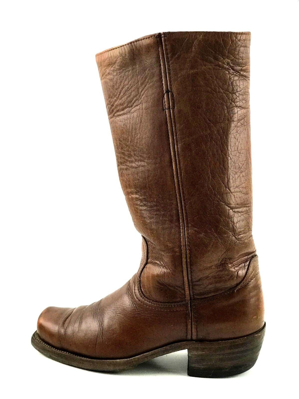 Frye Motorcycle Boots Boots Boots Men's Size US.7.5 UK.7 EU.40.5 Women's US.9 EU.39.5 UK.7 027a10