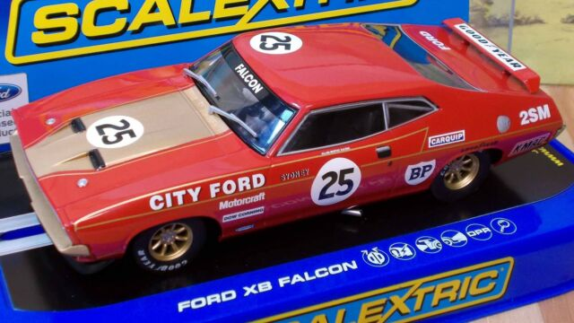 SCALEXTRIC 1/32 SCALE C3491 FORD XB FALCON, #25, NIB