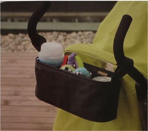 Apramo Stroller Organizer Pram Bag Objects Holder Storage Baby Stroller Basket