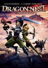 Dragon Nest: Warriors' Dawn, New DVDs