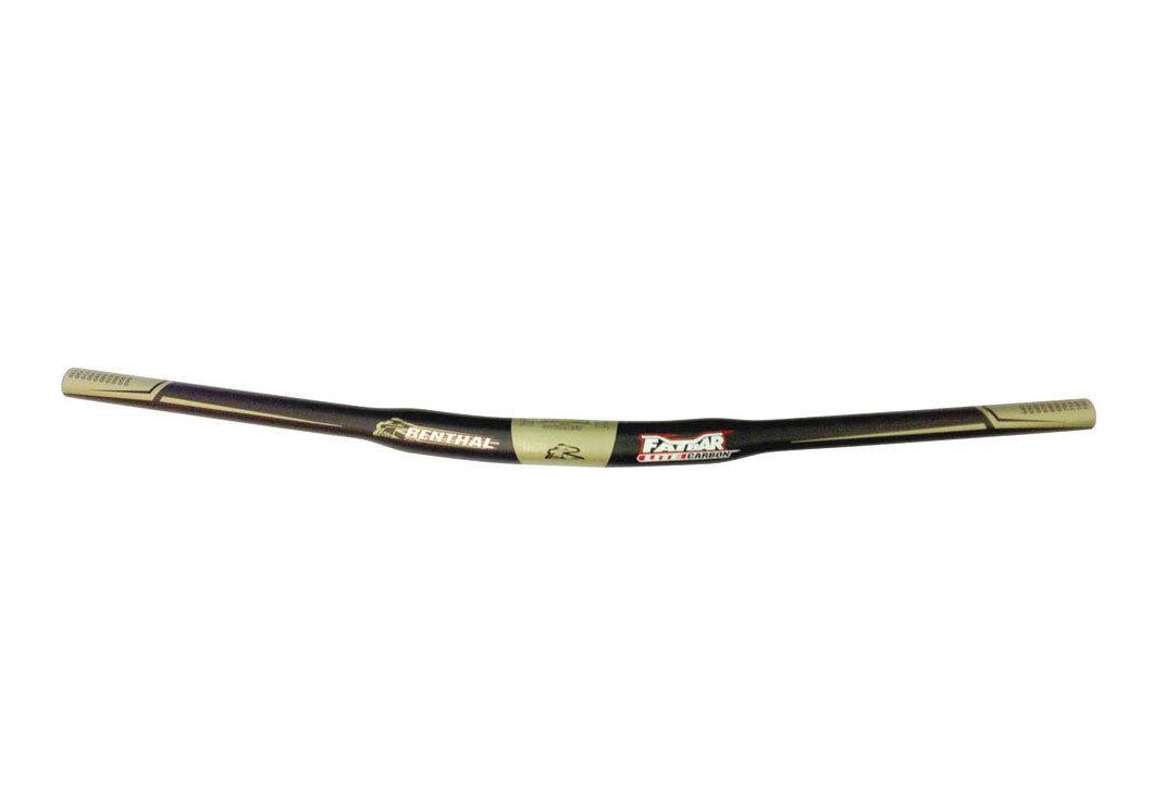 Renthal FatBar Lite - CARBON - Mountain Bike Handlebars - 10 x 740mm