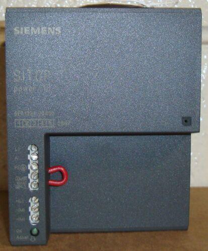 Siemans Power 10  24v DC Power Supply 1P6EP1334-2BA00  #7651SO