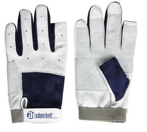 XL BluePort Segelhandschuhe Rinderleder Gr fingerlos Rigger Gloves 10