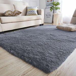 Carpetas Alfombras Peludas 4x5 Para Sala Habitacion Salas ...