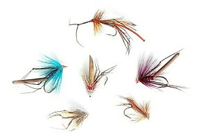 BANN VALLEY DADDY LONG LEGS CRANE FLY TROUT FLIES LAKE FLIES X3