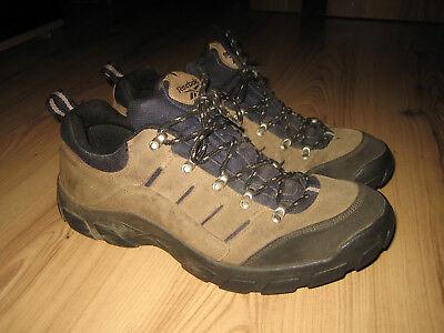 Reebok Schuhe Walk Outdoorschuhe Camping Wanderschuhe braun EU 45 US 11,5 !!
