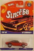 Hot Wheels '67 Camaro - Diecast Model -