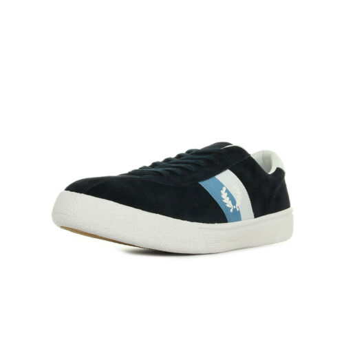 Tennis Daim Chaussures Perry Sport Baskets Hommes Cuir Authentique Fred Fp XPHOxwq