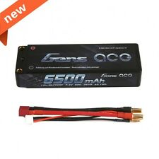 Gens ace 6500mAh 7.4V 50C 2S1P Lipo Battery 5000mah TRAXXAS SLASH LOSI turnigy