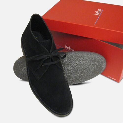 Men Black For Suede Boots Desert Uk kXPiZuO