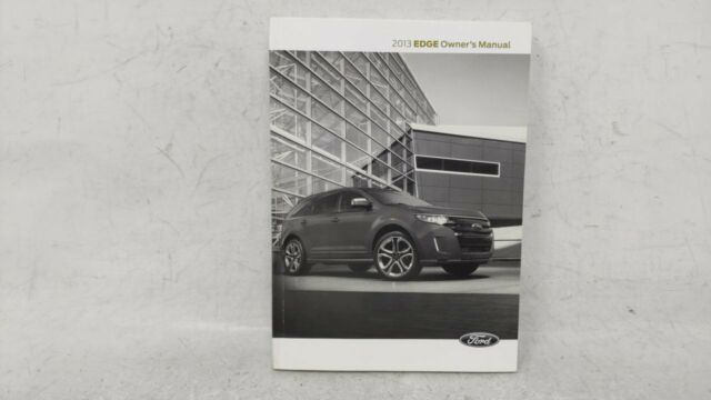 2013 Ford Edge Owners Manual 53031