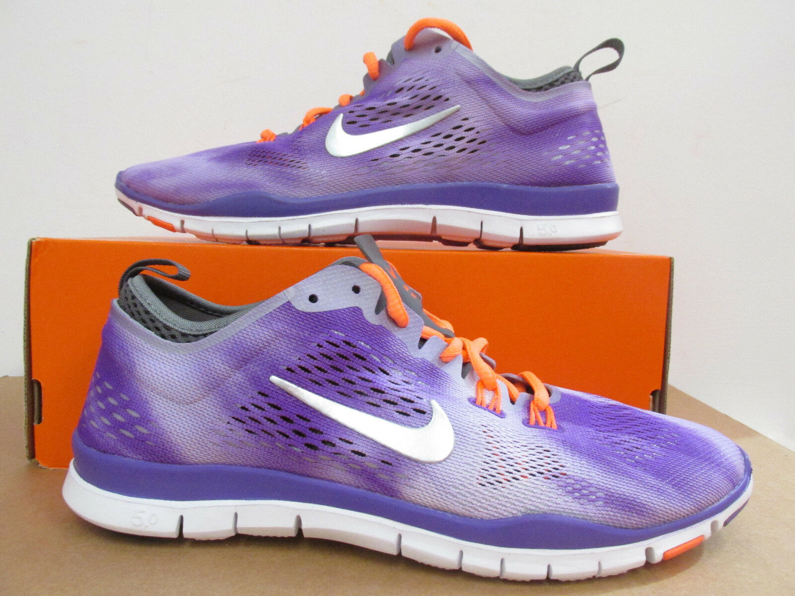 nike free 5.0 TR FIT 4 WASH womens running trainers 653988 500 sneaker CLEARANCE