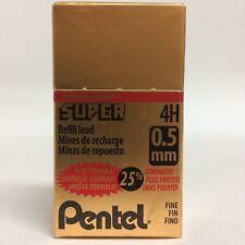 Minas Super Hi-Polymer 0,5mm 4H Pentel