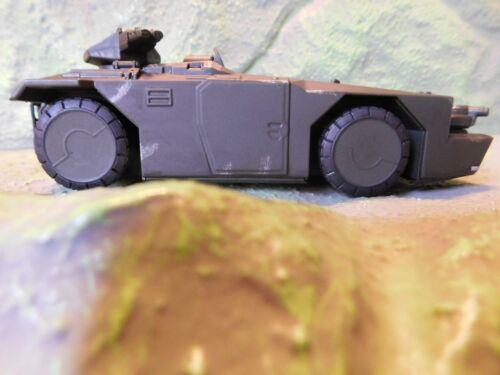 1:72 DIECAST neca Aliens-APC armored personnel carrier-m577 APC vehicle aprox