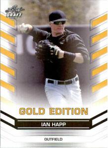 034-Raro-034-Ian-Happ-Sistema-Montaje-2015-Hoja-Draft-034-Oro-Edicion-034-Carta-Rookie
