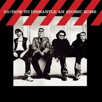 U2 How to dismantle an atomic bomb (2004, CD/DVD) [2 CD]