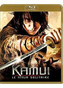 Kamui, le ninja solitaire [Blu-ray] Hideaki Ito - NEUF - VERSION FRANCAISE
