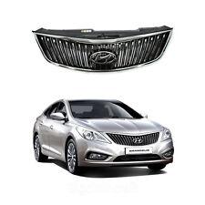 New Genuine Chrome Front Radiator Grill OEM  for Hyundai Azera 2012 - 2013