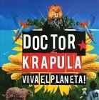Viva el Planeta by Dr. Krapula (CD, Mar-2013, Sony Music Distribution (USA))