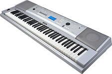 YAMAHA DGX-230 Keyboard digital piano Stand+Adapter 76 Full-Sized Keys New