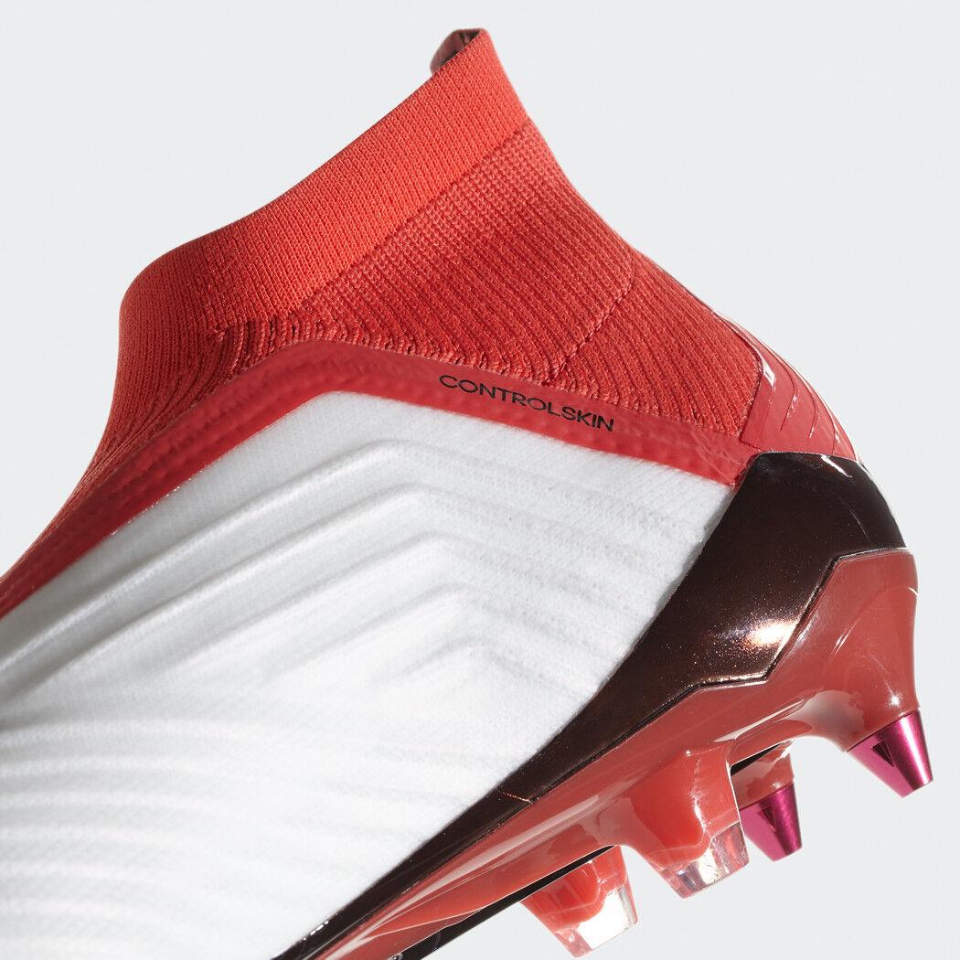 Adidas projoator 18+ sg botas de fútbol schraubstollen blancoo negro [cp9245]