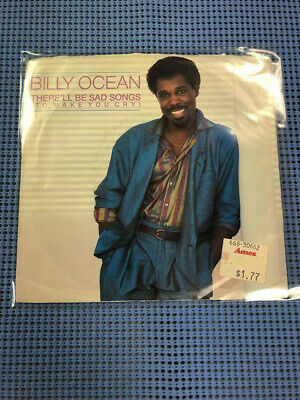 Billy Ocean There Ll Be Sad Songs To Make You Cry Mint Js