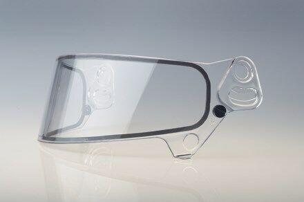 Blue Silver HP7 RS7 /& Carbon RS7-K Helmet Visor Bell SE07 3MM DSAF Shield +