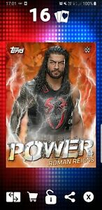 Topps-WWE-Slam-Digital-Card-Roman-Reigns-Power-2019-Award