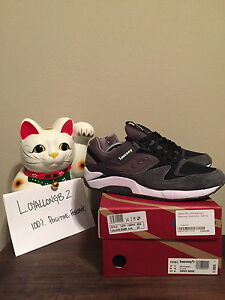 6e99697a0573 White Mountaineering x Saucony Grid 9000 - Charcoal - Size 11 - RARE ...