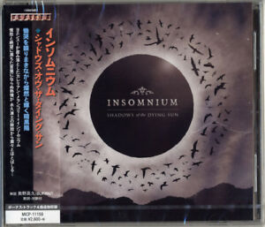 INSOMNIUM-SHADOWS-OF-THE-DYING-SUN-JAPAN-CD-BONUS-TRACK-F83