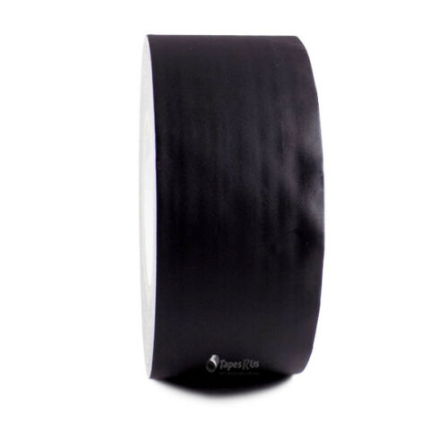 """BLACK NO RESIDUE GAFFERS STAGE TAPE 4/"""" X 60 YARD"""