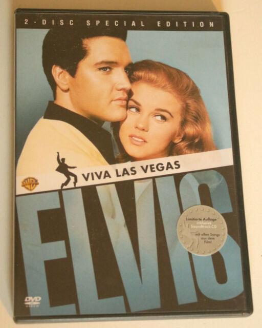Elvis Presley - Special Edition 2 DISC-Set - Viva Las Vegas
